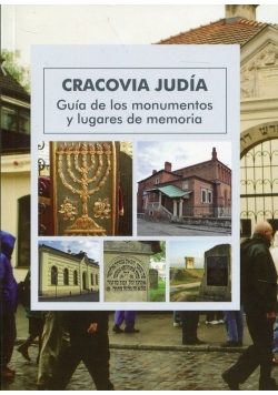 Żydowski Kraków Przewodnik po zabytkach wersja hiszpańska