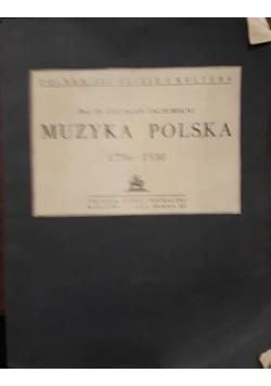 Muzyka Polska, 1920 r.
