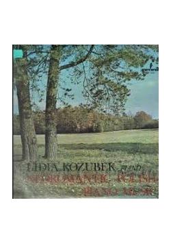 Neoromantic Polish Piano Music, płyta winylowa