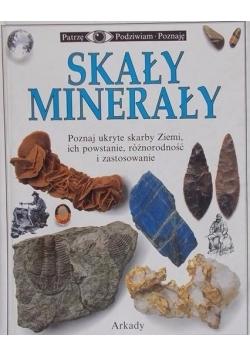 Skały minerały