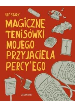 Magiczne tenisówki mojego przyjaciela Percy'ego