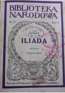Iliada, 1923r.