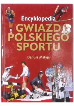Encyklopedia gwiazd polskiego sportu