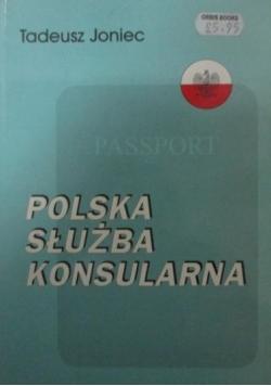 Polska służba konsularna