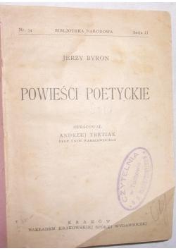 Powieści poetyckie 1924r