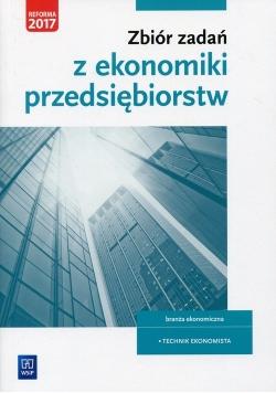Zbiór zadań z ekonomiki przedsiębiorstw Kwalifikacja A.35