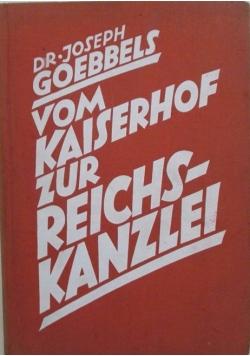 Vom Kaiserhof zur Reichskanzlei, 1934 r