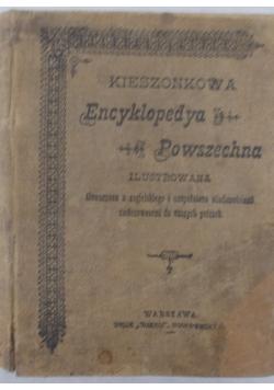 Kieszonkow encyklopedya powszechna, 1894 r.