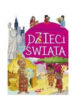 Moja pierwsza książka. Dzieci świata