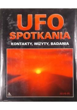 UFO. Spotkania, kontakty, wizyty, badania