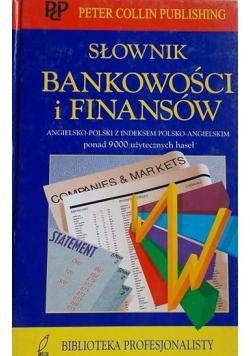 Słownik bankowości i finansów