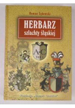 Herbarz szlachty śląskiej, I-VTom