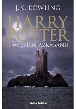Harry Potter 3 Więzień Azkabanu BR w.2017
