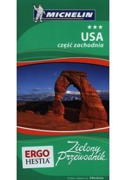 USA część zachodnia Zielony przewodnik