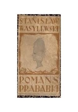 Romans prababki, 1923r.