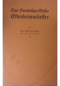 Das Benediktiner Kloster Ettenheimmunster, 1932r.