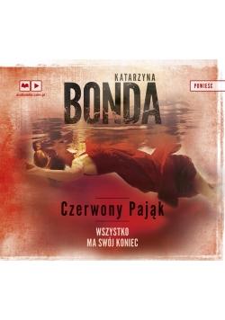 Czerwony Pająk. Audiobook