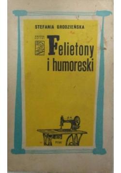 Felietony i humoreski