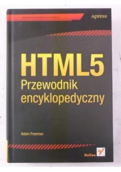 HTML 5. Przewodnik encyklopedyczny