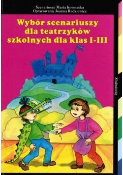 Wybór scenariuszy dla teatrzyków szkolnych dla klas 1-3