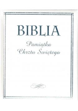 Biblia. Pamiątka Chrztu Świętego