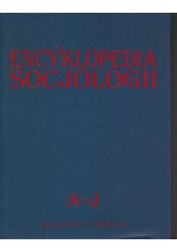 Encyklopedia socjologii, A-J