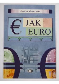 E jak Euro