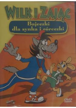 Wilk i zając ,płyta DVD