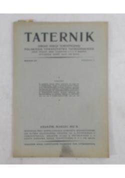 Taternik rocznik XVII, 1933 r.