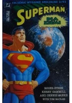 Superman dla ziemi