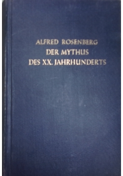 Der Mythus Des XX. Jahrhunderts, 1943 r.