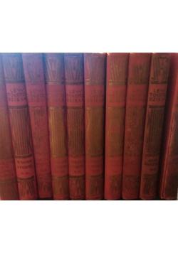 Dzieła, zestaw 10 książek