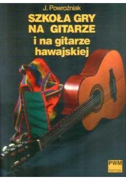 Szkoła gry na git. i na gitarze hawajskiej w.2012