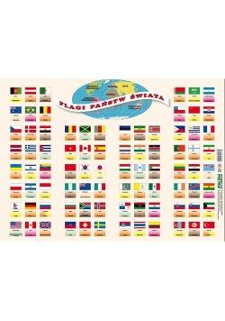 Puzzle - Flagi państw Świata