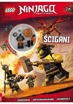 Lego Ninjago. Ścigani