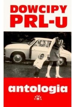 Dowcipy PRL-u. Antologia