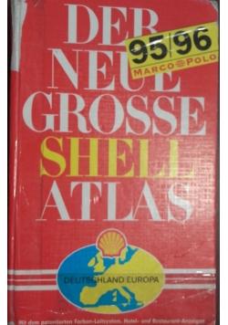 Der Neue Grosse Shell  Atlas 95/96
