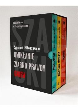 Trylogia kryminalna Zygmunta Miłoszewskiego