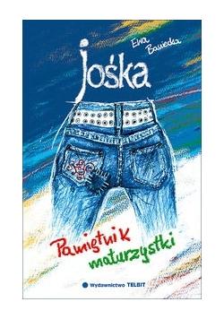 Jośka. Pamiętnik maturzystki