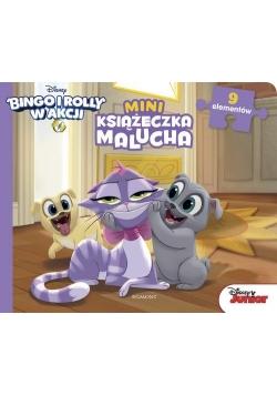 Bingo i Rolly w akcji Miniksiążeczka malucha