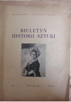 Biuletyn historii sztuki, nr 2 1955r.