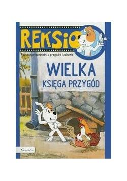 Reksio, wielka księga przygód