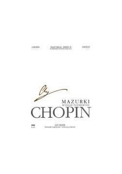 Chopin Mazurki Wydanie posmiertne