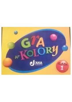 Gra w kolory klasa 1, nowa