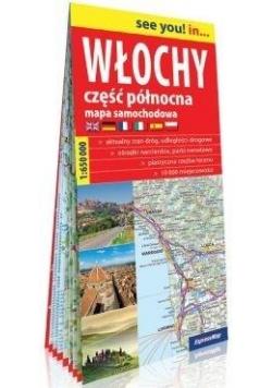 See you! in... Włochy cz. Pn mapa samochodowa