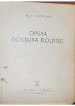 Opera doktora Dolittle
