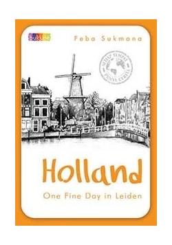 Holland one fine day in Leiden