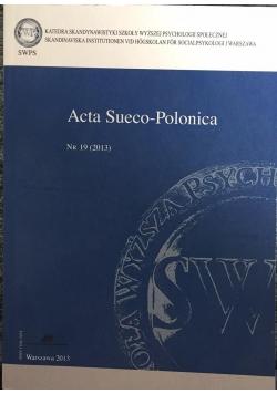 Acta Sueco-Polonica Nr. 19