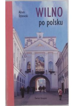 Wilno po polsku