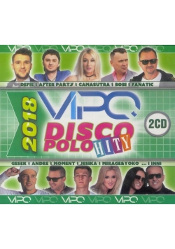 Vipo - Disco Polo hity 2018 (2CD)